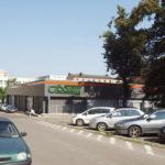 """Projekt przebudowy sklepu SPOŁEM """"Castor"""" w Szczecinie"""