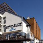 Projekt pensjonatu Amber Suite nad morzem, Międzywodzie, Gmina Dziwnów, Kamień Pomorski