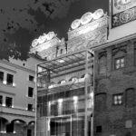 Projekt konkursowy: Opera na Zamku, Szczecin