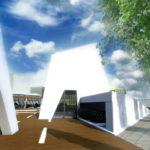 Projekt Dworca PKS wraz ze sklepami w Rewalu