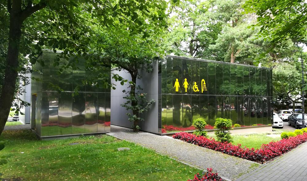 Toaleta Miejska w Pobierowie