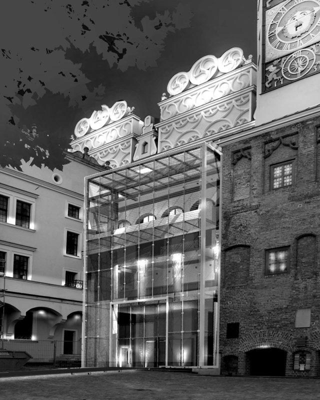 Projekt przebudowy Opery na Zamku w Szczecinie